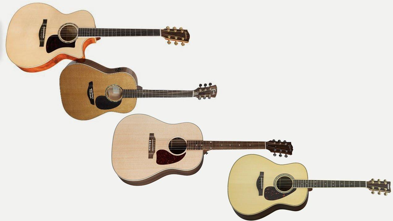 7 Best Acoustic Guitars Under 1000 Your Next Guitar